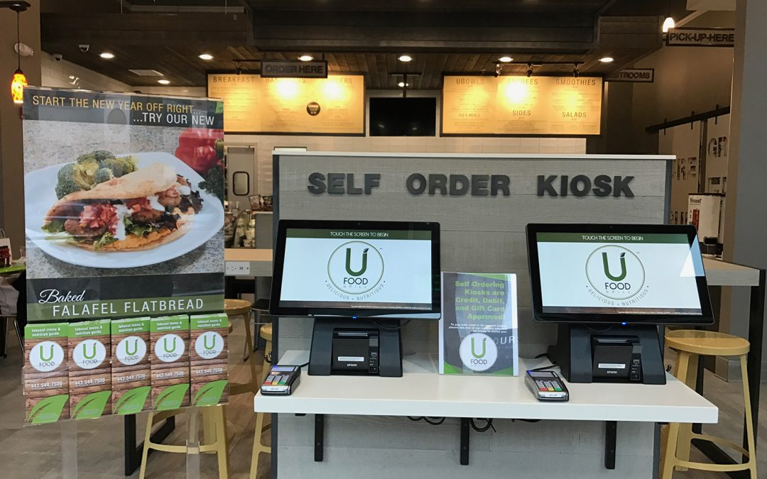Facial recognition scans speeds up delivery of food in fast-casual setting