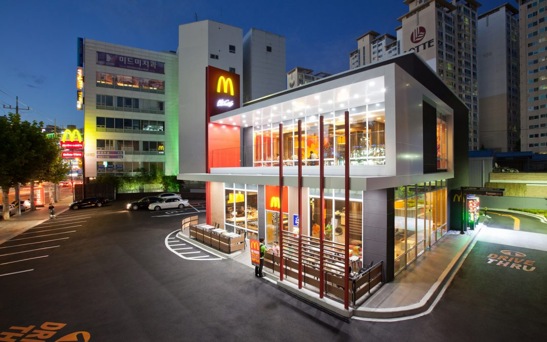 "McDonald's previews ""Experience of the Future"" w/delivery, curbside pickup"