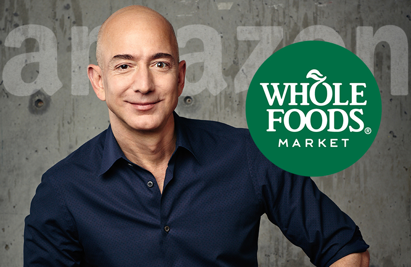 Amazon to Disrupt Food Landscape with Whole Foods—Is Grubhub Next?