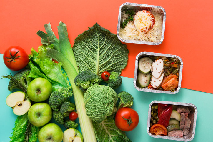 Retailers Scramble to Break into Meal Kit Industry