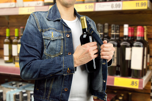 High-tech Solutions Leads to Too Many Five-finger Discounts