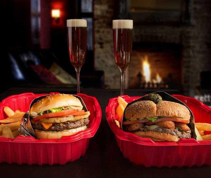 Red Robin Is an Early Off-premise Sales Success Story