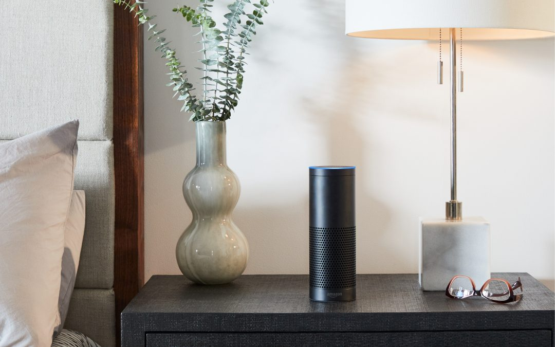 Alexa in Hotels: Good News for Third-Party Delivery Companies?