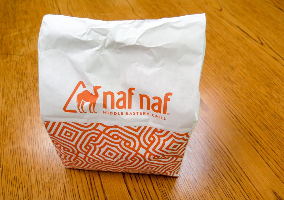 Naf Naf Grill Officially Begins Third-Party Delivery