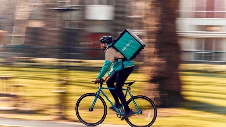 Reports: Uber Might Buy Deliveroo