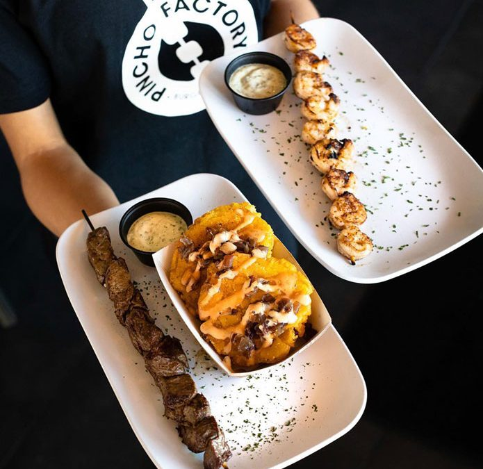 Pincho Factory Grows Delivery Footprint for Its Latin Street Food
