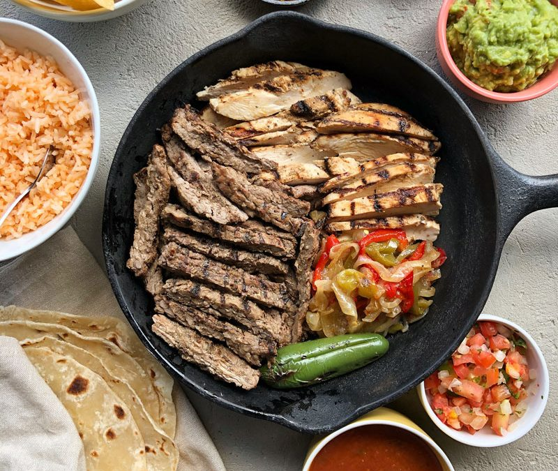 'Fajitas Delivered' Concept Attracts Investor Group