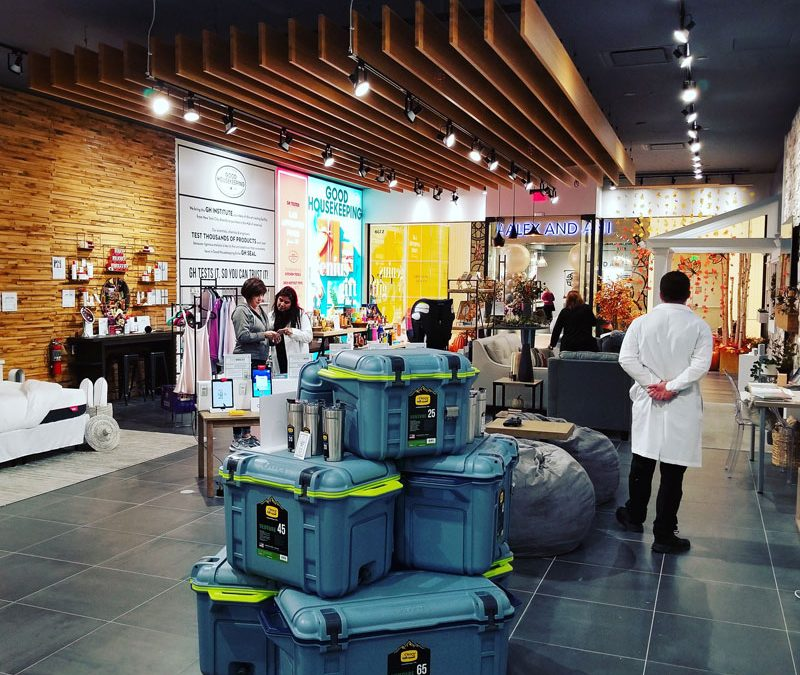 GH Lab Store a Convincing Take on Retail's Future