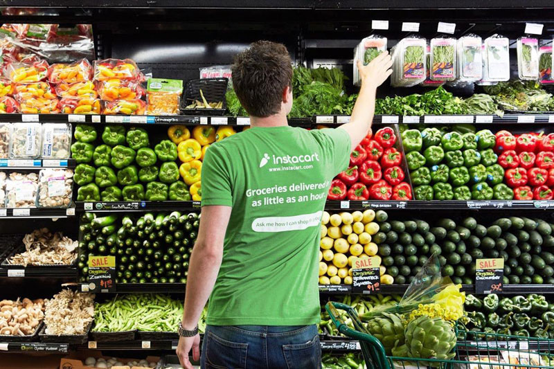 Funding Round Adds $600M to Instacart's War Chest