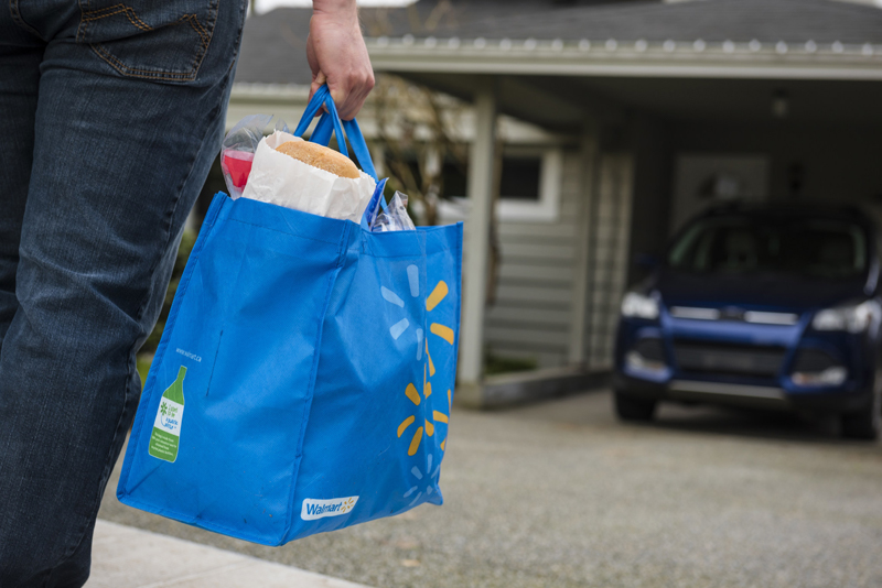 Four Delivery Companies Extend Walmart's Grocery Reach