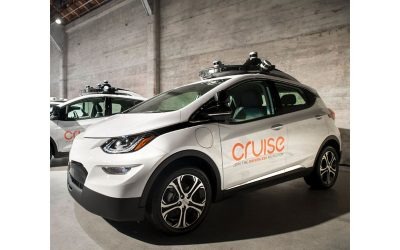 GM's Cruise and DoorDash Testing Driverless Deliveries