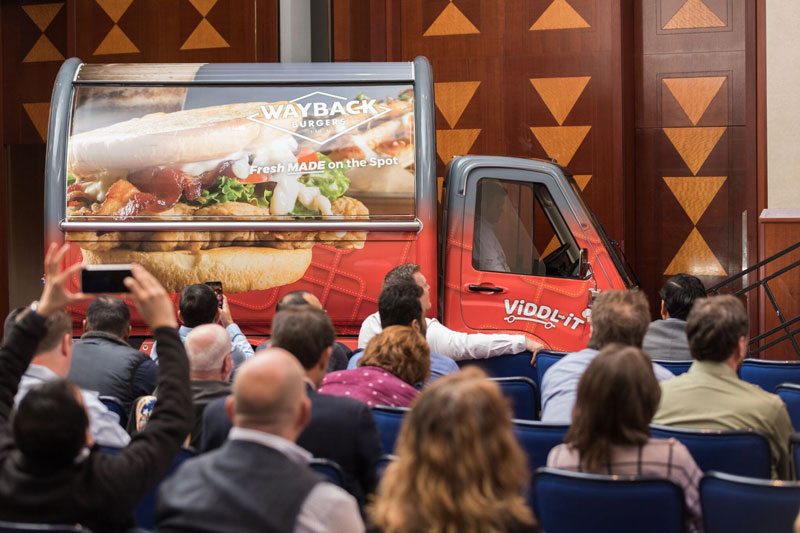 Wayback's Solution: On-site Cooking in Electric Vehicles