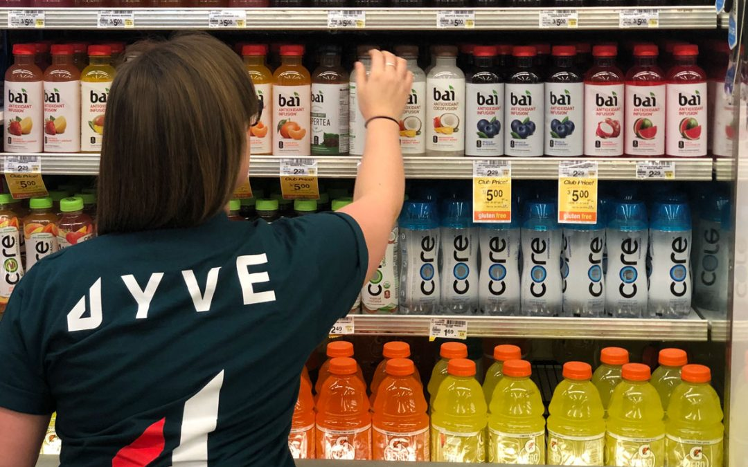 Jyve Expands Into Fulfillment, Cozying up Grocers