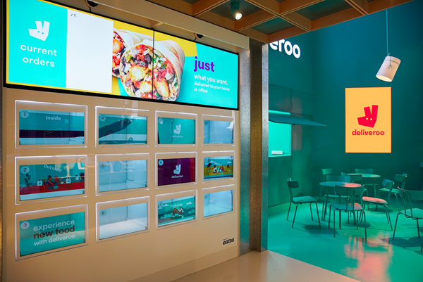 Eatsa technology to Power Virtual Restaurant in Singapore