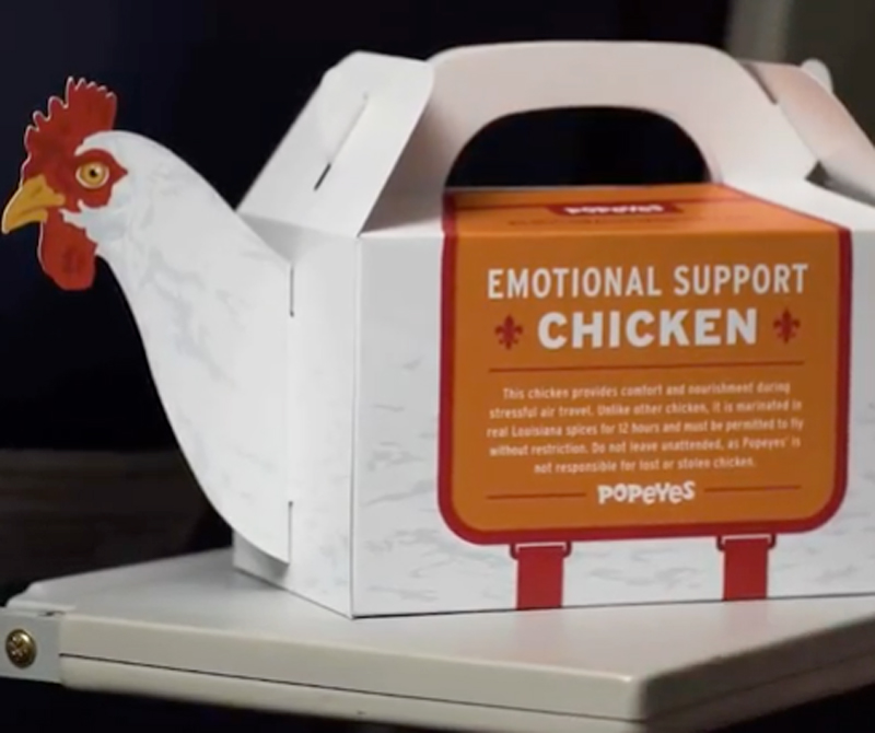 Postmates Partners with Popeyes
