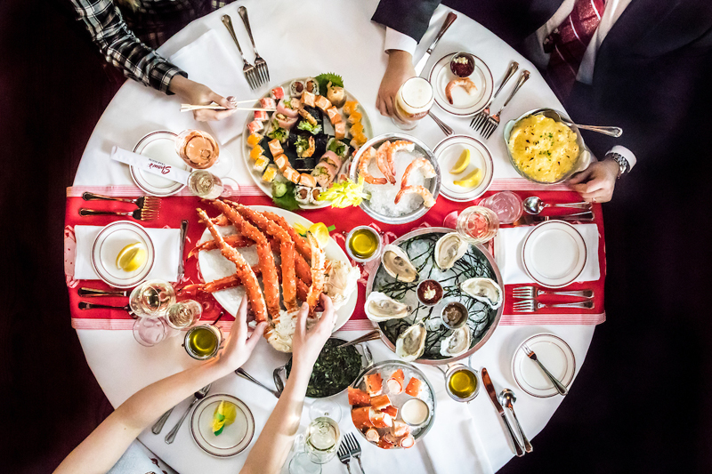Chicago's Shaw's Crab House on Delivering Fine Dining