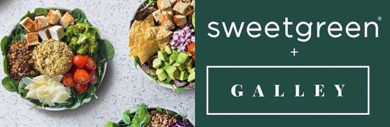 Sweetgreen Buys Galley Foods Meal Delivery Service
