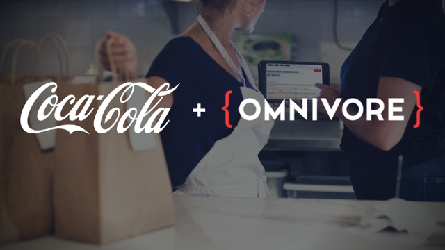 Omnivore, Coca-Cola Launch Digital Foodservice Marketplace
