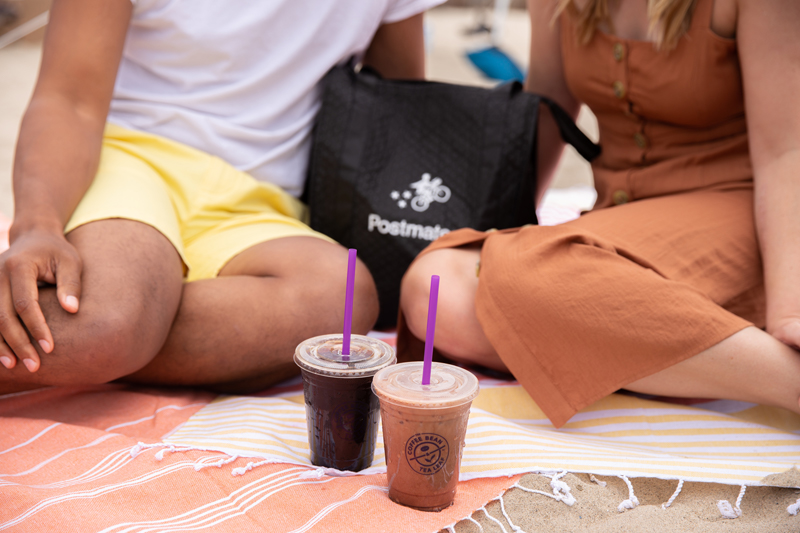 Coffee Bean & Tea Leaf Goes Exclusive with Postmates