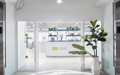 ezCater Moves to Fancy New HQ