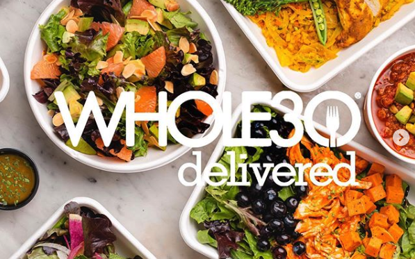 Grubhub, Lettuce Partner on Whole30 Delivery-Only Restaurant