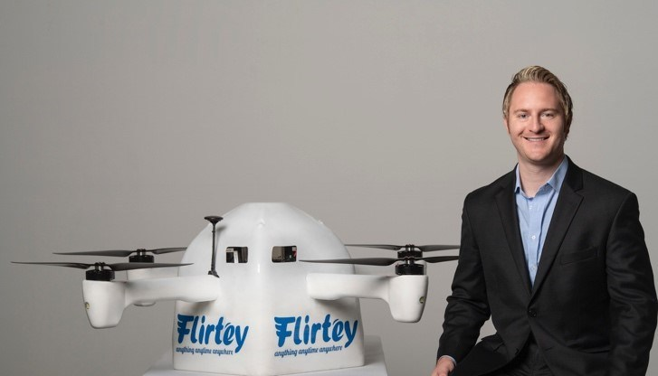 Watch the Skies: Flirtey Unveils Flagship, Market-Ready Drone