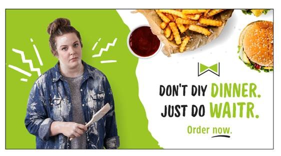 Waitr, Bite Squad Launch Humorous TV Spots