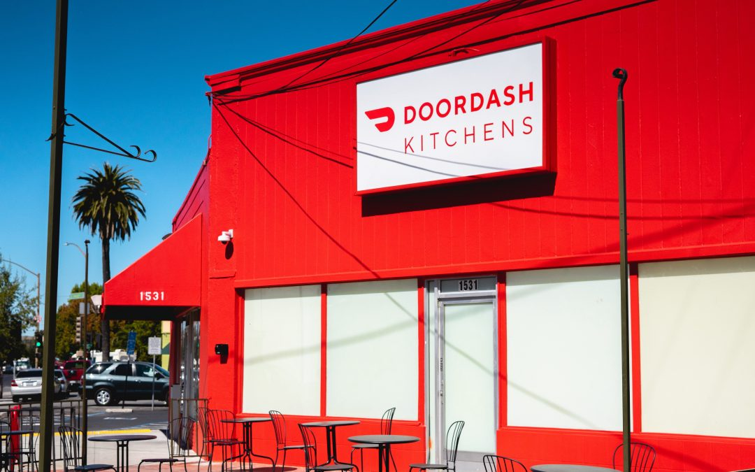 Two Years On, DoorDash Kitchens Hit the Scene