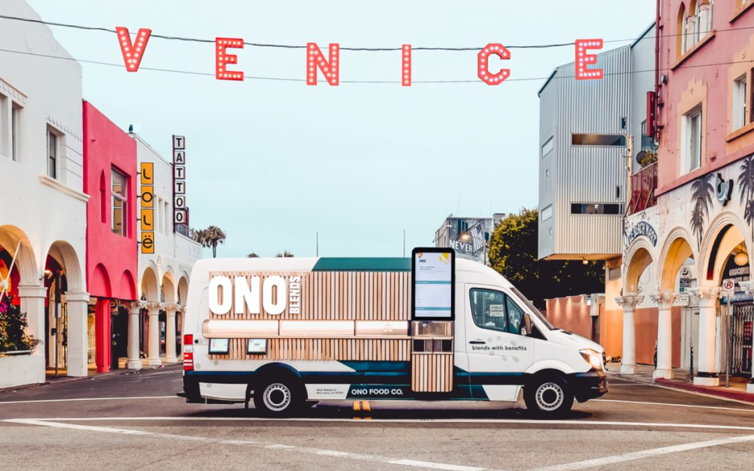 Ono Food Co. Races Automated Smoothie Truck to Market