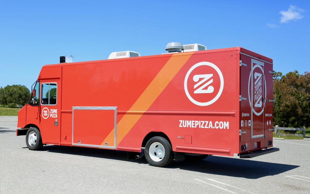 Pizza Brand Pivots to Delivery Sustainability