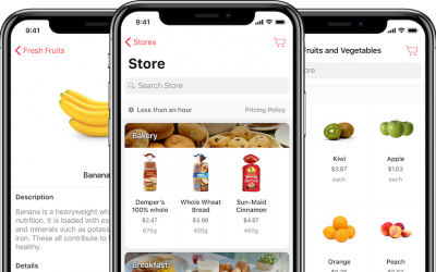 Uber Buys Chilean Online Grocery Provider