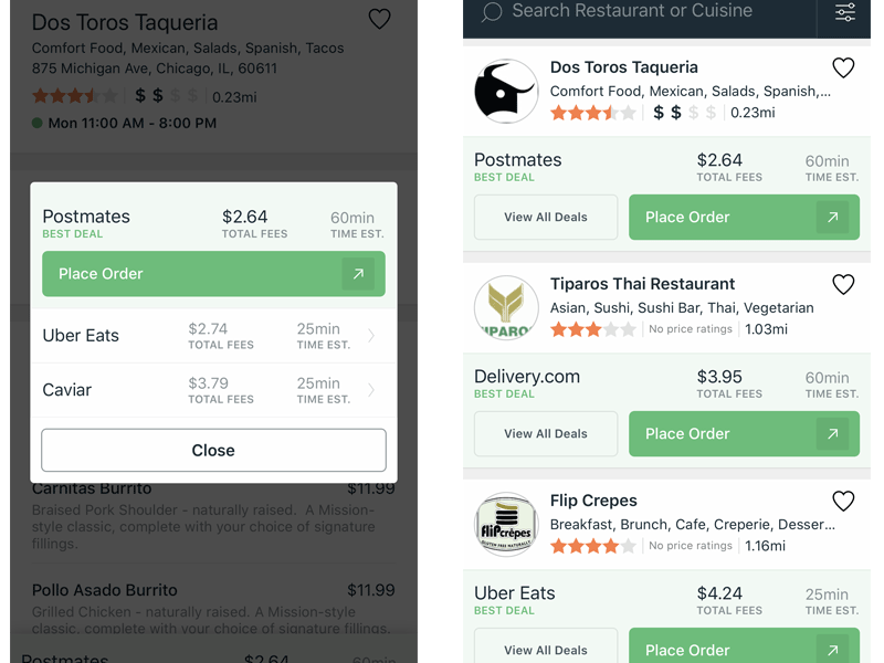 FoodBoss Sees Itself as Expedia, Trivago of Meal Delivery