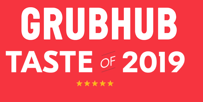 Grubhub Sums Up the Year in Delivery with Taste of 2019
