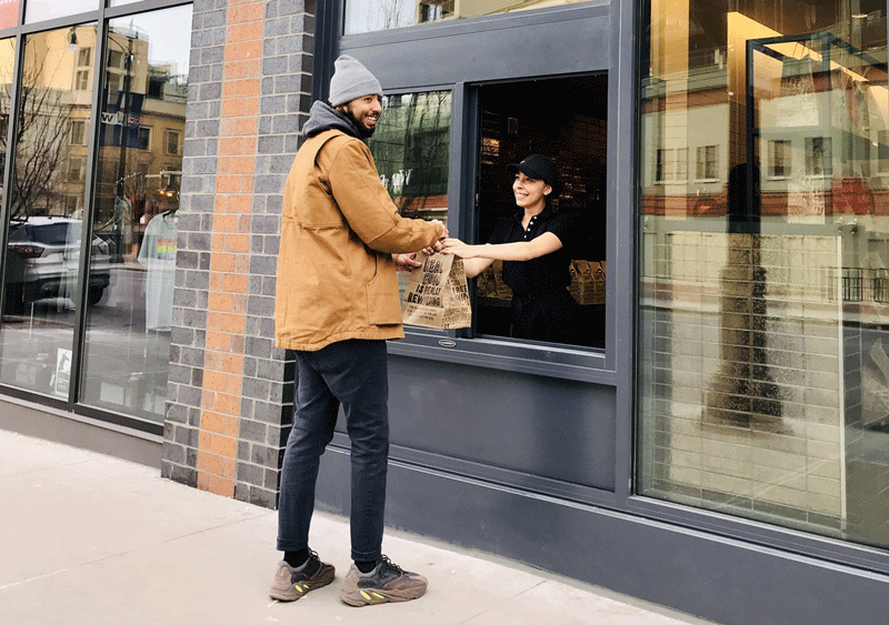 Chipotle Update Brings Walk-Up, Drive-Thru Windows
