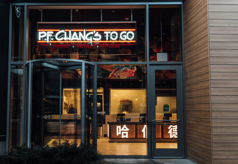 "P.F. Chang's Opens ""To-Go"" Concept in Chicago"