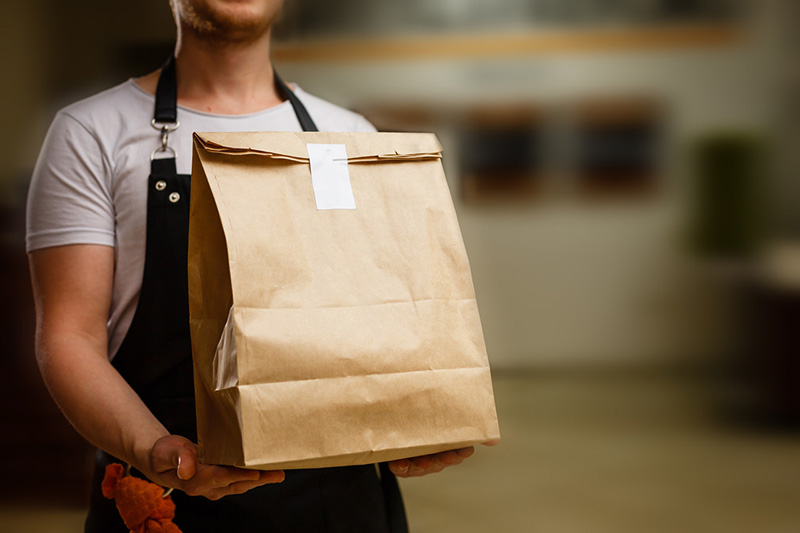 Delivery Providers Roll Out Restaurant Relief