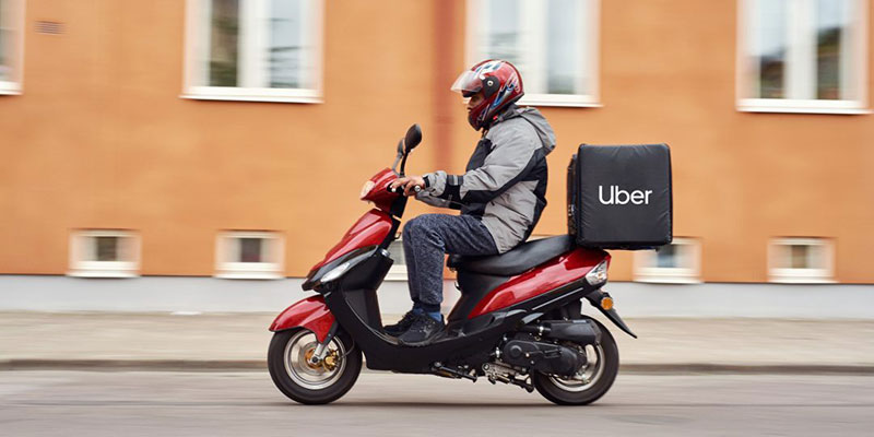 Uber Adds Parcel Delivery, Person-to-Person Courier Service