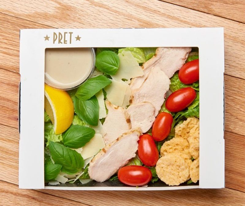 Pret a Manger Says Delivery Too Important to Ignore