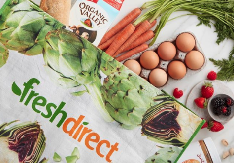 FreshDirect Now Delivering Groceries in D.C.