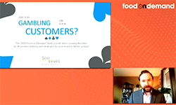 Food On Demand Conference 2020 SeeLevel HX Delivery Study: Phase 3
