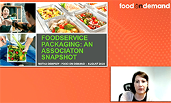 Food On Demand Conference 2020 Innovation Workshops
