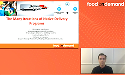 Food On Demand Conference 2020 Bringing Your Delivery Program In-House