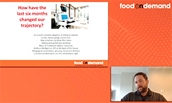 Food On Demand Conference 2020 Designing the Restaurant of the Future