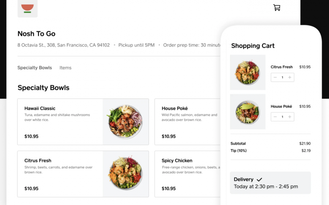 Square Adds DoorDash to its On-Demand Delivery Platform