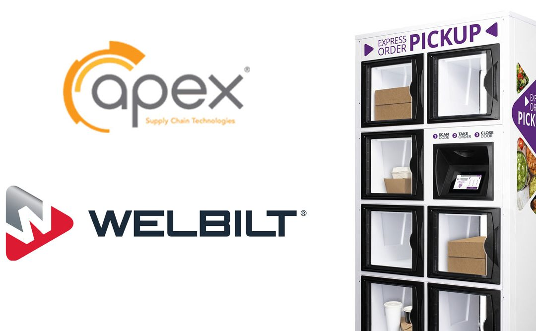Apex, Welbilt Partner on Low-Friction Pickup