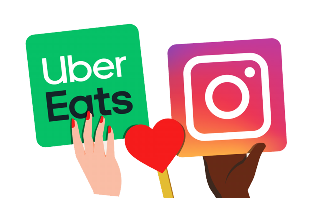 Uber Eats Adds Instagram, Merchant Stories Features