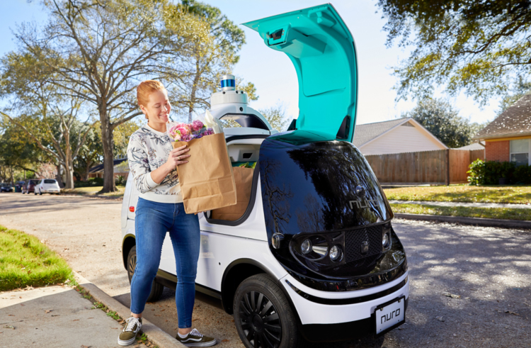 Chipotle Invests In Autonomous Delivery Company Nuro