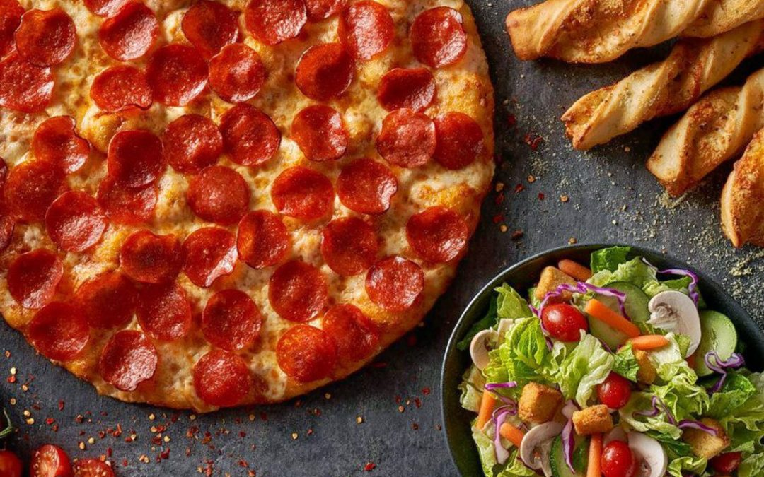 Round Table Pizza Rolls out First Delivery-Only Restaurant