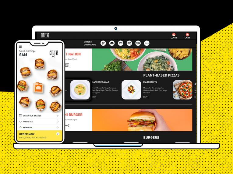 C3 Partners with Lunchbox on Citizens Go App