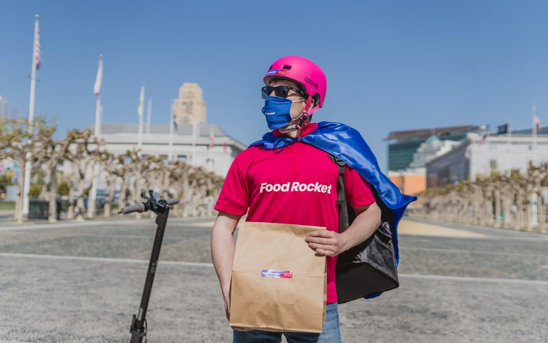 Food Rocket Bets Faster Groceries Can Topple Instacart, Amazon Fresh